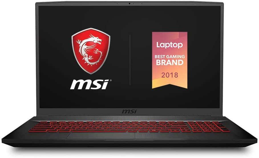 Jual laptop msi GF75 Thin jakarta
