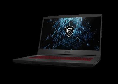 GF65 Thin (10th Gen Intel® Core™ processor / GeForce RTX™ 30 series)