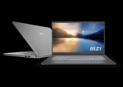 Prestige 15 (11th Gen Intel® Core™ processor)